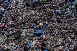 Khủng khiếp sức hủy diệt của thảm họa thiên nhiên năm 2018