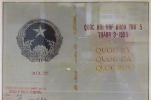 Tác giả Quốc huy Việt Nam chính thức được đặt tên phố ở Hà Nội