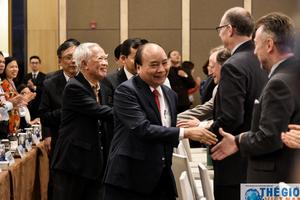 Khai mạc Diễn đàn cải cách và phát triển Việt Nam 2018