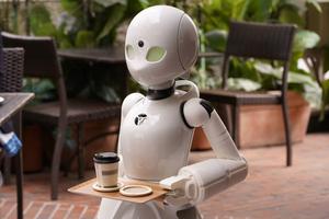 Nhật Bản: Quán cafe được phục vụ bằng 100% robot