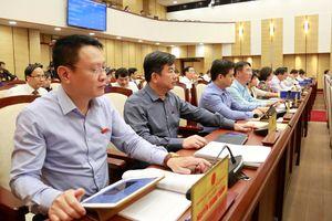 Hà Nội cống hóa 2 dự án làm trường đua F1