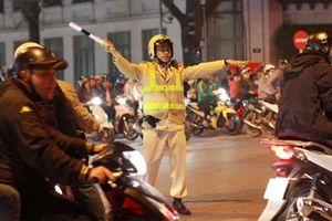 Hơn 1.000 cảnh sát bảo đảm an ninh trận bán kết lượt về Việt Nam - Philippines