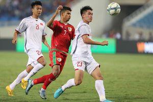 U.21 VN bổ sung trung vệ U.20 World Cup Huỳnh Tấn Sinh