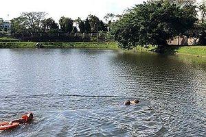 Nam thanh niên tử vong dưới hồ với nhiều vết thương trên người