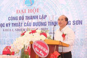 Tỉnh Lạng Sơn đang khuyết một Phó chủ tịch
