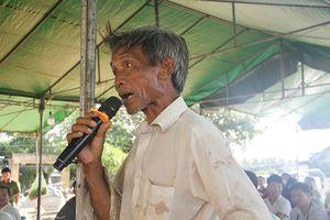 Dân chất vấn Chủ tịch tỉnh, tạm dừng dự án điện mặt trời Phú Mỹ