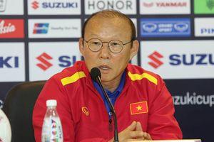 Nhắc bài học năm 2014, HLV Park Hang Seo cảnh tỉnh học trò