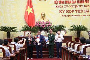 Hai tân Ủy viên UBND TP Hà Nội là ai?