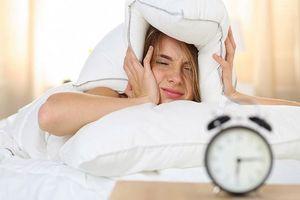 Dễ nổi cáu vì … thiếu ngủ