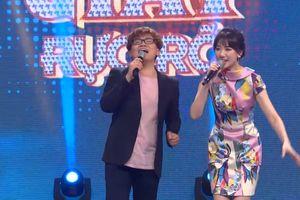 Hari Won 'tố' Đại Nghĩa chèn ép khi dẫn chương trình '100 Giây Rực Rỡ'