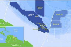 Exxon dự kiến gia tăng 25% trữ lượng thu hồi dầu từ Lô Stabroek ngoài khơi Guyana