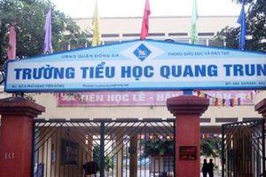 Hà Nội: Cô giáo bắt học sinh tiểu học tát bạn cùng lớp 50 cái