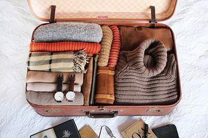 Những món đồ không nên mang theo khi đi du lịch