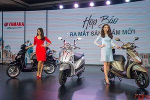 Yamaha Grande hoàn toàn mới ra mắt: xe ga cao cấp với hệ thống trợ lực điện Hybrid