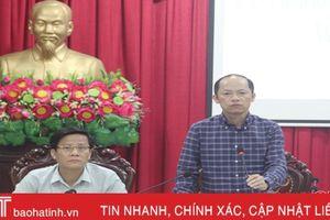 Thiếu quyết liệt, xã Thạch Đồng khó về đích NTM trong năm 2018