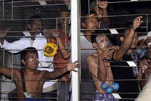 Indonesia: Hàng trăm tù nhân vượt ngục do có tiếp tay của khủng bố!