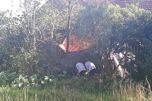 Hà Tĩnh: Người đàn ông chết dưới ao sau khi chém hàng xóm trọng thương