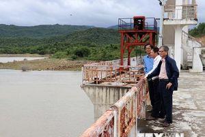 Ninh Thuận tăng cường quản lý nguồn nước sau bão lũ