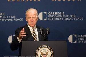 Cựu Phó Tổng thống Mỹ Joe Biden có thể chạy đua vào Nhà Trắng