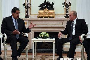 Nga và Venezuela tăng cường quan hệ đối tác chiến lược