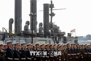 Hải quân Nga tập trận trên Biển Đen