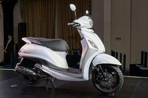 Yamaha công bố giá bán xe ga mới tại Việt Nam