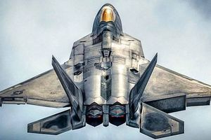 Tương lai ảm đạm của không quân Mỹ, có tên gọi F-22 Raptor