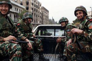 Quân đội Syria hạ 270 khủng bố IS tại tỉnh al-Suwayda