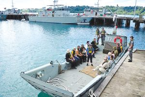 Lộ căn cứ Mỹ dùng để đối phó tình hình Biển Đông