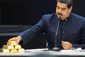 Tổng thống Maduro bảo vệ quyền xuất khẩu vàng của Venezuela