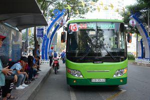 TP.HCM: Kiểm soát xe buýt tại các đầu bến bằng công nghệ RFID