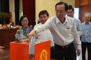 TP.HCM công bố kết quả lấy phiếu tín nhiệm 30 lãnh đạo chủ chốt