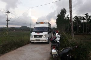 Xóm làng bàng hoàng đón thi thể cô gái bị sát hại ở Nhật