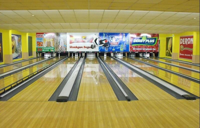 Tạo điều kiện tốt nhất tổ chức môn thi đấu Bowling