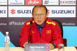 HLV Park Hang Seo: 'Đội tuyển Việt Nam sẽ không lặp lại vết xe đổ ở AFF Cup 2014'