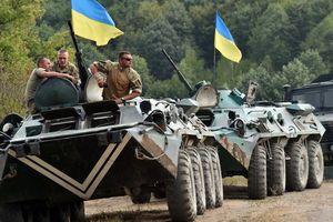 Nga: Ukraine đang triển khai quân tới khu vực Donbass