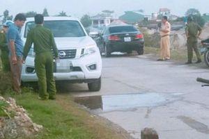 Vụ thượng úy công an tử vong trong ô tô đóng kín cửa: Không có dấu hiệu tội phạm