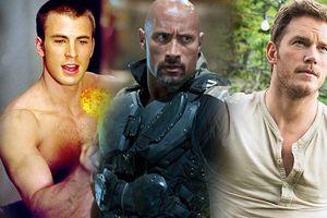 15 diễn viên Hollywood có doanh thu phòng vé cao nhất (P.1): Christ Pratt, The Rock, Chris Evans đều xếp sau người này