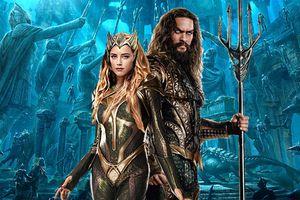 Tìm hiểu 7 vương quốc dưới biển sâu nằm dưới sự bảo vệ của Aquaman