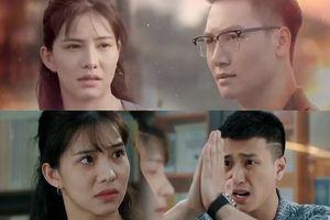 'Chạy trốn thanh xuân' tập 4: Huỳnh Anh van xin Lưu Đê Ly khẩn thiết, lộ bí mật động trời của mẹ Mạnh Trường và bố bạn gái