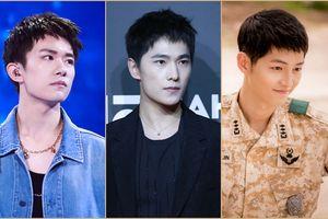 Dương Dương cắt tóc cho phim 'Bộ đội đặc chủng', Dịch Dương Thiên Tỉ và Song Joong Ki được gọi tên