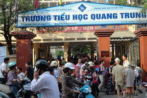 Vụ học sinh lớp 2 ở Hà Nội bị cô giáo chủ nhiệm phạt tát 50 cái: Bộ GD&ĐT vào cuộc