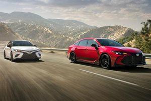 Toyota nỗ lực tìm hướng đi mới cho sedan bao gồm Camry
