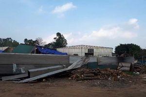 Xã Việt Hùng, huyện Đông Anh: Cưỡng chế, di dời 10 cơ sở sản xuất bức tử môi trường