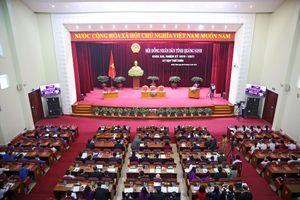 Khai mạc Kỳ họp thứ 9, HĐND tỉnh Quảng Ninh khóa XIII: Lấy phiếu tín nhiệm đối với 29 người giữ chức vụ do HĐND tỉnh bầu