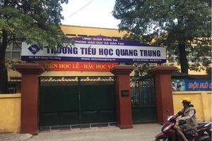 Hà Nội: Thêm một vụ học sinh bị cô giáo cho bạn tát 50 cái vào mặt