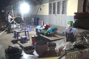 Bình Dương: Chủ quán ăn bị nhóm thanh niên dùng hung khí sát hại dã man