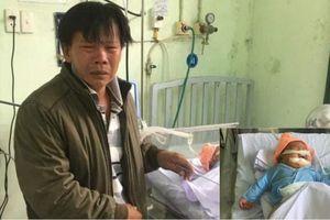 Bé sơ sinh gãy tay, nguy kịch sau khi sinh tại Bệnh viện huyện