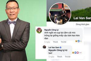 Nhà báo Lại Văn Sâm tiết lộ lý do dùng Facebook, dù mới chơi nhưng 'mặn' chẳng kém ai