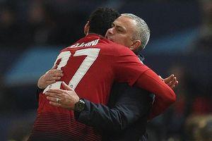 Nếu 'vị cứu tinh' của Mourinho lại tỏa sáng, Man United đích thực đang tan nát